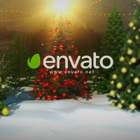 VIDEOHIVE CHRISTMAS LOGO FREE DOWNLOAD