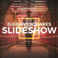 VIDEOHIVE ELEGANT SQUARES SLIDESHOW FREE DOWNLOAD