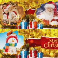 VIDEOHIVE MERRY CHRISTMAS GOLD FREE DOWNLOAD