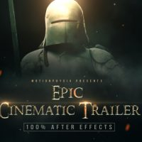 VIDEOHIVE EPIC CINEMATIC TRAILER FREE DOWNLOAD