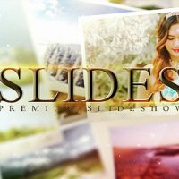 VIDEOHIVE SLIDES – FREE AFTER EFFECTS TEMPLATE