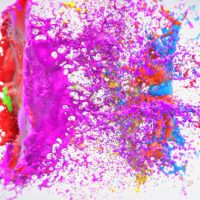 VIDEOHIVE COLORFUL SPLASH LOGO FREE DOWNLOAD
