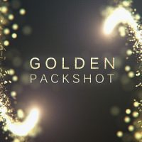 VIDEOHIVE GOLDEN PACKSHOT FREE DOWNLOAD