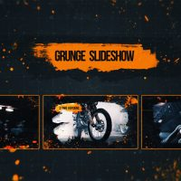 VIDEOHIVE GRUNGE SLIDESHOW FREE DOWNLOAD