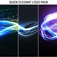 VIDEOHIVE QUICK ELEGANT LOGO PACK (5 IN 1) FREE DOWNLOAD