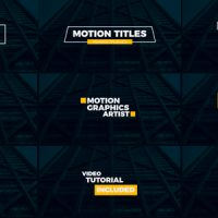 VIDEOHIVE MINIMAL TITLES 02 FREE DOWNLOAD