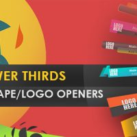 VIDEOHIVE LOWERTHIRD SHAPE OPENER FREE DOWNLOAD