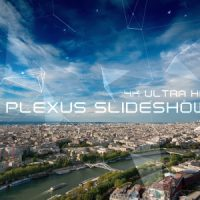 VIDEOHIVE PLEXUS SLIDESHOW 4K FREE DOWNLOAD