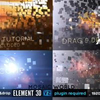 VIDEOHIVE MOSAIC WORLD FREE DOWNLOAD
