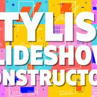VIDEOHIVE STYLISH SLIDESHOW CONSTRUCTOR FREE DOWNLOAD