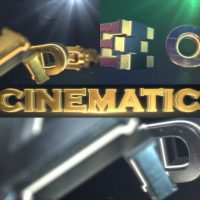 VIDEOHIVE CINEMATIC LOGO TEXT REVEAL FREE DOWNLOAD