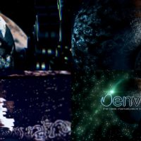 VIDEOHIVE SPACE GLITCH LOGO FREE DOWNLOAD
