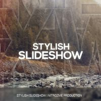 VIDEOHIVE STYLISH SLIDESHOW FREE DOWNLOAD