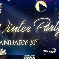 VIDEOHIVE WINTER AFTER PARTY FREE DOWNLOAD