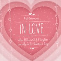VIDEOHIVE IN LOVE FREE AFTER EFFECTS TEMPLATE