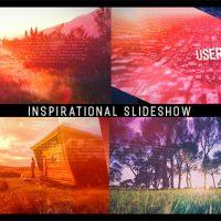 VIDEOHIVE INSPIRATIONAL PARALLAX SLIDESHOW