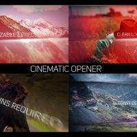 VIDEOHIVE CINEMATIC OPENER SLIDESHOW FREE DOWNLOAD