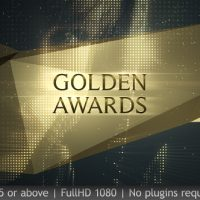 VIDEOHIVE AWARDS GOLDEN SHOW FREE DOWNLOAD