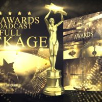 VIDEOHIVE THE AWARDS FREE AFTER EFFECTS TEMPLATE