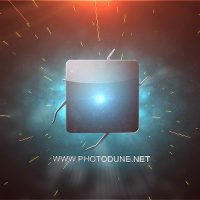 VIDEOHIVE SPACE LOGO FREE AFTER EFFECTS TEMPLATE