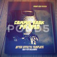 Pond5 – Comic Book Promo 72330251