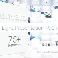 VIDEOHIVE LIGHT PRESENTATION PACK FREE DOWNLOAD
