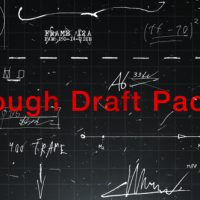 VIDEOHIVE ROUGH DRAFT PACK FREE DOWNLOAD