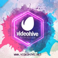 VIDEOHIVE SPLATTER LOGO FREE DOWNLOAD