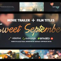 VIDEOHIVE LOVE STORY – SWEET SEPTEMBER FREE DOWNLOAD