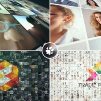 Videohive – Multi Video Wall Logo 19391075 – Free Download