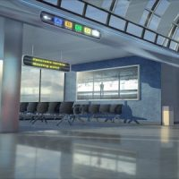 Videohve – Airport Gallery Package 19316246 – Free Download