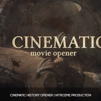 VIDEOHIVE CINEMATIC HISTORY FREE DOWNLOAD
