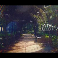 VIDEOHIVE DIGITAL SLIDESHOW 19385795 FREE DOWNLOAD