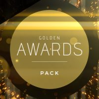 VIDEOHIVE GOLDEN AWARDS EVENT PACK FREE DOWNLOAD