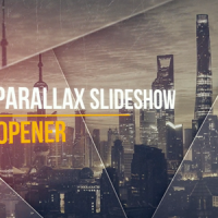 VIDEOHIVE PARALLAX SLIDESHOW 16636955 FREE DOWNLOAD