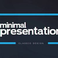 Videohive – Minimal Presentation 19450170 – Free Download