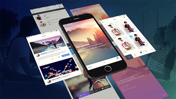 iphone 6 archives - free after effects template - videohive projects, Powerpoint templates
