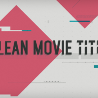 VIDEOHIVE CLEAN MOVIE TITLE FREE DOWNLOAD
