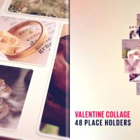 Videohive – Valentine Collage 19328855 – Free Download