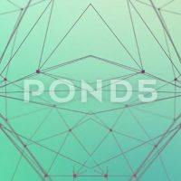 Pond5 – Abstract Plexus Themed Logo Reveal 71953042