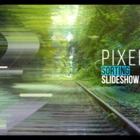 Videohive – Inspire Pixel Sorting Slideshow 19392058 – Free Download