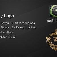 Videohive – Glossy Logo | Reflection Logo Loop – 19401103
