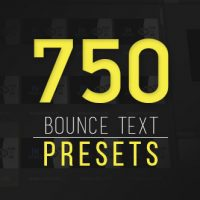 VIDEOHIVE ULTIMATUM BOUNCE PRESETS FREE DOWNLOAD