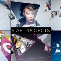 Videohive – Connected Mosaic Pack 18848516 – Free Download