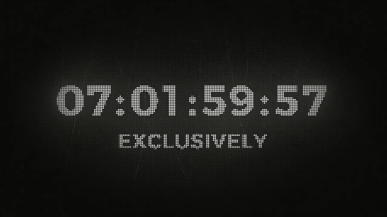 Motion Array - Countdown Clock 20802 - Free Download - Free After ...