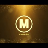 Motion Array – Gold Logo Reveal 22693 – Free Download