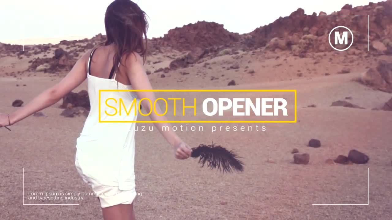 Smooth Opener After Effects Templates 22945 - Free Download