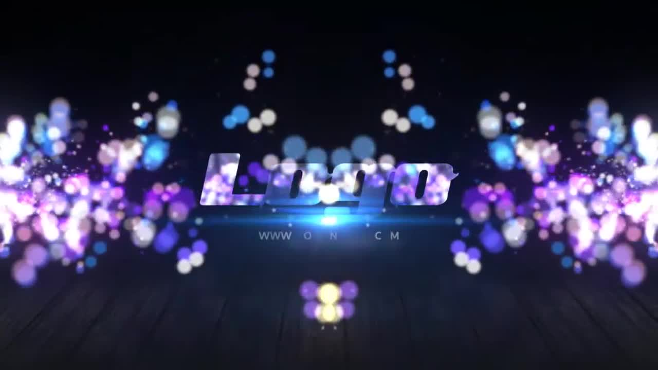 Motion Array Smooth Particles Logo 23967 - Free Download - Free