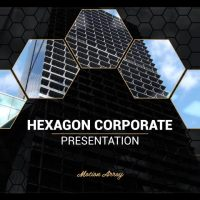 Motion Array – Hexagon Corporate Presentation 25559 – Free Download