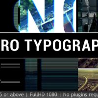 Videohive – Intro Typography 19394192 – Free Download